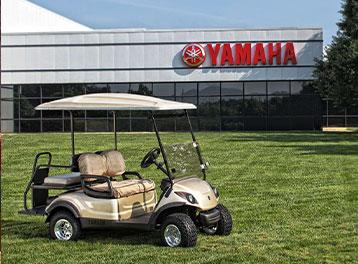 Yamaha Carts